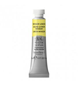 Tinta Aquarela Profissional Winsor & Newton Tubo 5ml S1 722 Winsor Lemon