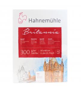 Bloco de Papel Para Aquarela Hahnemühle Britannia 30x40cm