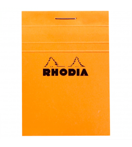 Bloco de Notas Rhodia Quadriculado N°11 7,4X10,5cm