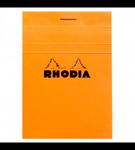 Bloco de Notas Rhodia Quadriculado N°12 8,5X12cm