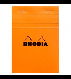 Bloco de Notas Rhodia Quadriculado N°14 11X17cm