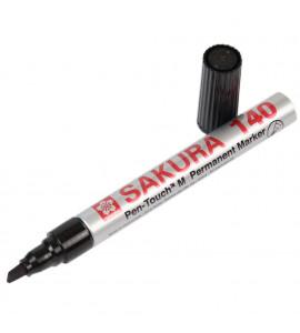 Caneta Pen Touch Permanente Sakura 140 Preto
