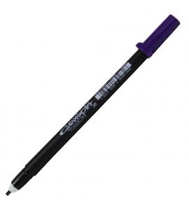 Caneta Sakura Pigma Calligrapher 20 Purple