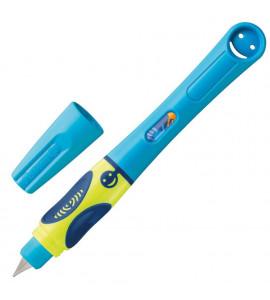 Caneta Tinteiro Pelikan Infantil Neon Fresh Blue Griffix