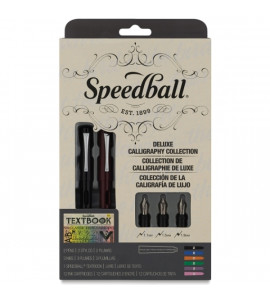 Estojo Luxo de Caneta Tinteiro Speedball 2904