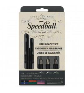 Estojo Luxo de Caneta Tinteiro Speedball 2903