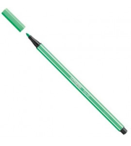 Caneta Stabilo 68 13 Verde Água