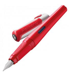 Caneta Tinteiro Pelikano Vermelha Pelikan