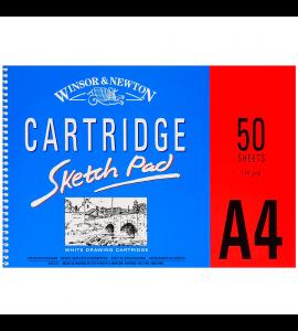 Bloco de Papel Para Desenho Winsor & Newton Sketchbook Pad A4