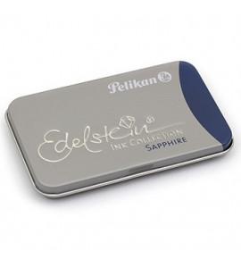 Cartucho Para Caneta Tinteiro Edelstein Pelikan Sapphire