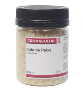 Cola de Peixe Cromacolor 100g