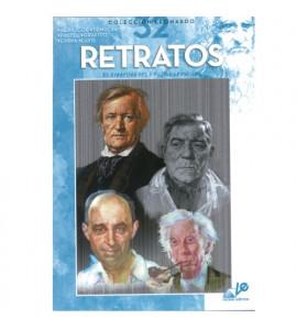 Retratos - Coleção Leonardo 32