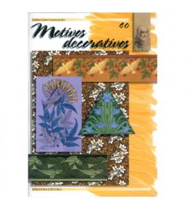 Motivos Decorativos - Coleção Leonardo 40