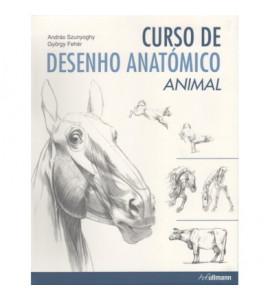 Livro Curso de Desenho Anatômico Animal