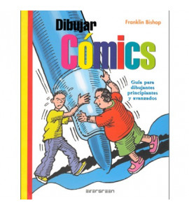 Livro Dibujar Cómics -  Desenhar Quadrinhos