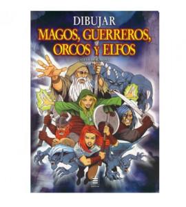 Dibujar Magos, Guerreros Orcos Y Elfos
