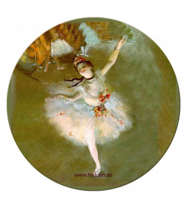 Espelho de Bolsa Degas