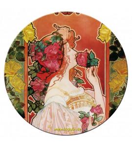 Espelho de Bolsa R.Livemont