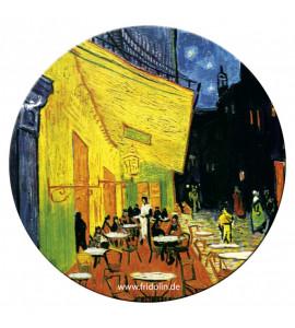 Espelho de Bolsa Van Gogh