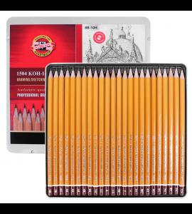 Estojo Lápis Para Desenho Koh-I-Noor 1504