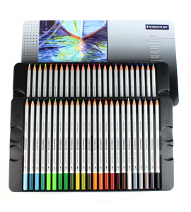 Lápis Aquarelável Staedtler Karat 48 Cores 125M48