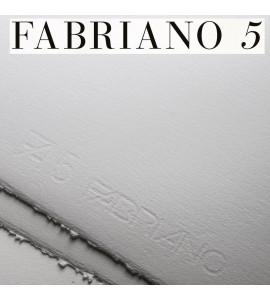 Papel Fabriano 5S Para Aquarela 300g/m² 50X70cm.