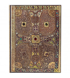 Paperblanks Lindau Gospels Flexível Pautado Ultra