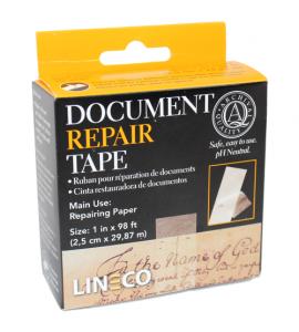 Fita Lineco Para Restauração de Documentos 533-0198