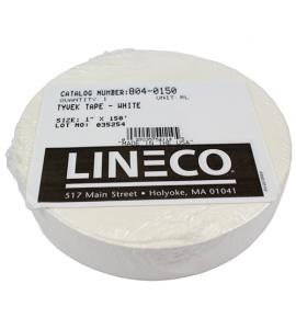 Fita Adesiva Lineco Para Reparo Tyvek Branco 804-0150