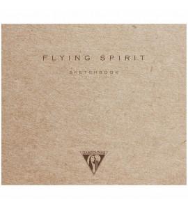 Bloco para Desenho Flying Spirit 15,5x15,5 Clairefontaine 50 Folhas