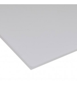 Papel Foam Board 80x100 3mm Branco