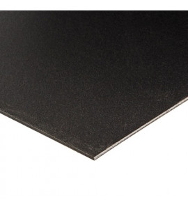 Papel Foam Board 80x100 3mm Preto