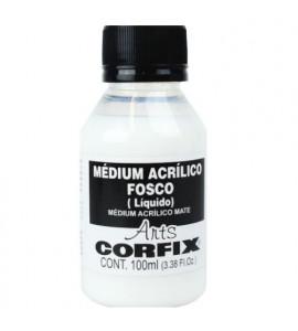 Médium Acrílico Fosco Corfix Arts 100ml