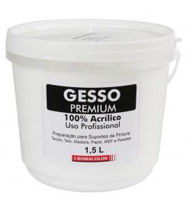 Gesso Cromacolor Premium 1,5L
