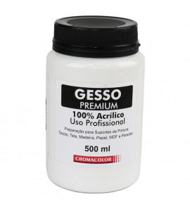 Gesso Acrílico Cromacolor PREMIUM 500ml