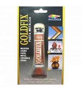 Goldfix Pasta Metálica Corfix Cobre 20ml