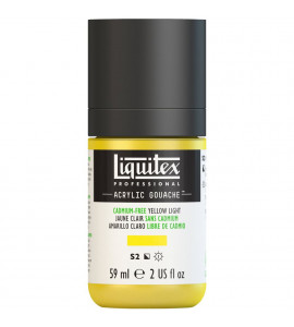 Tinta Guache Acrílica Liquitex 59ml S2 889 Cadmium Free Yellow Light