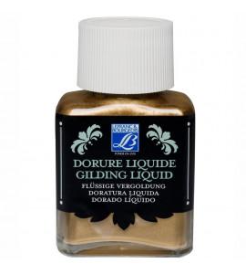 Tinta Liquida Para Douração Lefranc & Bourgeois 75ml Brass (Latão)