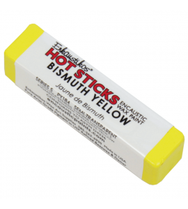 Bastão Encáustica Hot Sticks Bismuth Yellow G5