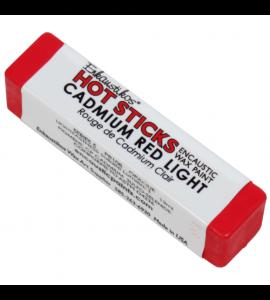 Bastão Encáustica Hot Sticks Cadmium Red Light G5