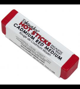 Bastão Encáustica Hot Sticks Cadmium Red Medium G5