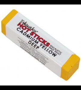 Bastão Encáustica Hot Sticks Cadmium Yellow Deep G4