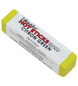 Bastão Encáustica Hot Sticks Citron Green G5