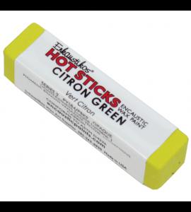 Bastão Encáustica Hot Sticks Citron Green G5