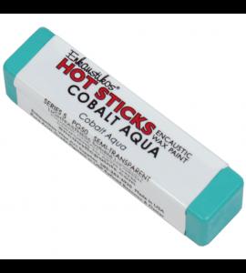 Bastão Encáustica Hot Sticks Cobalt Aqua G5