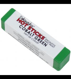 Bastão Encáustica Hot Sticks Cobalt Green G5