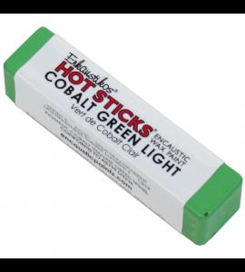 Bastão Encáustica Hot Sticks Cobalt Green Light G5
