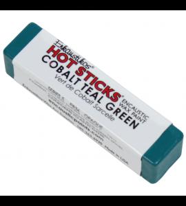 Bastão Encáustica Hot Sticks Cobalt Teal Green G5