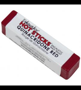 Bastão Encáustica Hot Sticks Quinacridone Red G6