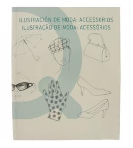 Ilustração de Moda: Acessórios